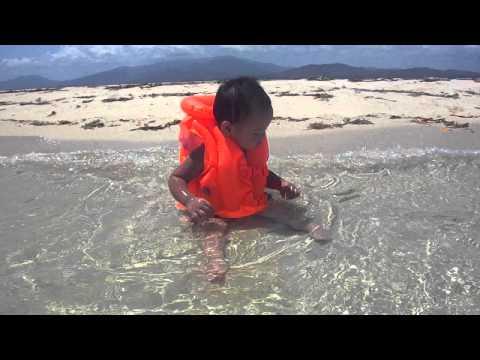 Andrei @ Snake Island, Palawan