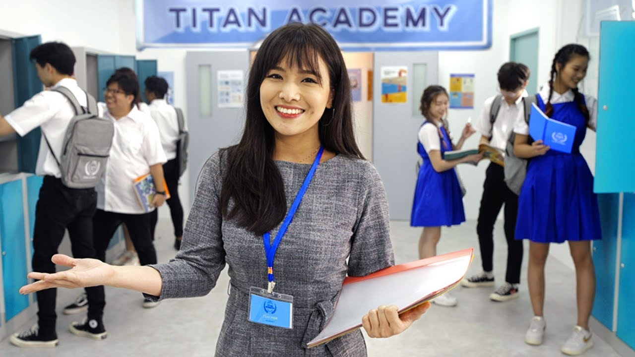 Welcome To The Titan Academy