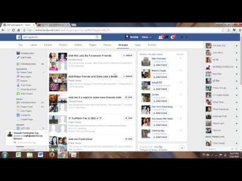 how to add more than 5000 friends on facebook