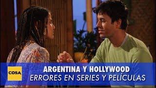 Argentina Y Hollywood Errores En Series Y Pelculas