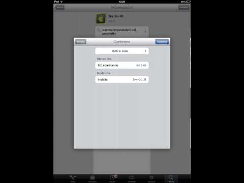 Come vedere Sky Go su iPhone e iPad con jailbreak - meladevice.com