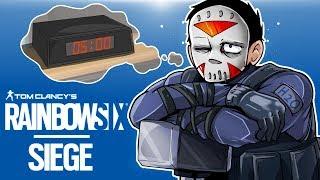 Rainbow Six: Siege - Seriouslirious Comeback! (5AM Gameplay!)
