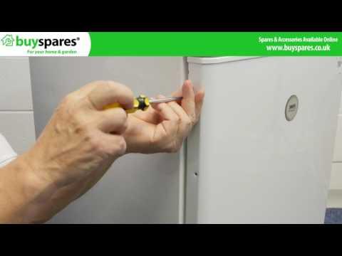 How to Fix a Fridge Door Handle Using a Universal Part