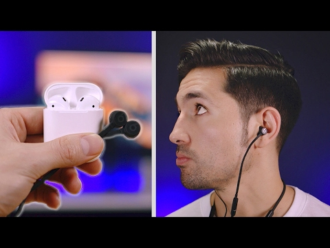 Beats X Wireless vs Apple AirPods!