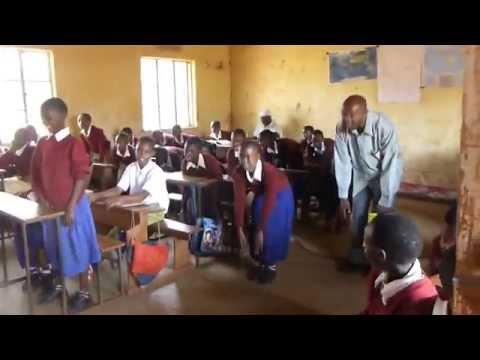Ayalabe Primary School....Karatu, Tanzania