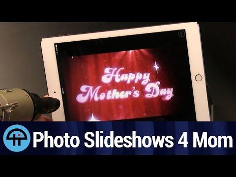 Easy Photo Slideshow on your iPad