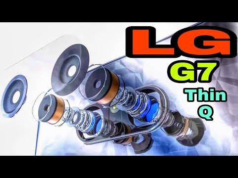Dios mio!!!!! Ya viene el LG G7 Thin Q y es una BESTIA Total!!!!
