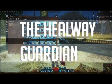 The Healway Guardian - Build Discussion (Guild Wars 2)