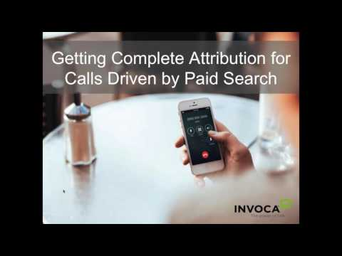 How To Connect Calls From Paid Search To Sales