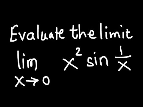 Calc I: Limit evaluation using squeeze theorem