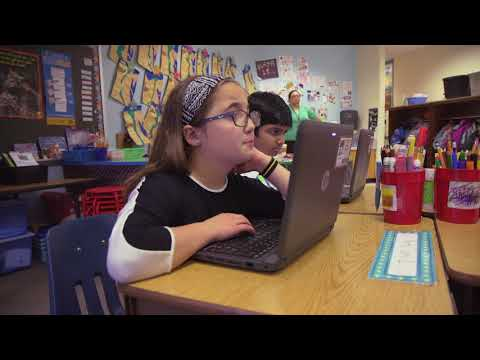 3rd Graders Learn Responsibility with FCPSOn