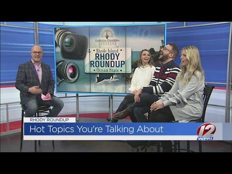 'Rhody Roundup' panel discusses week's hot topics