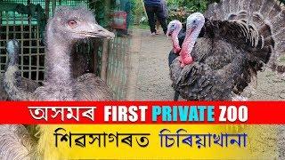 First private ZOO of Assam at Sivasagar   অসমৰ দ্বিতীয় চিৰিয়াখানা   Assamese vlog
