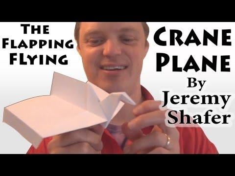 Crane Plane by Jeremy Shafer