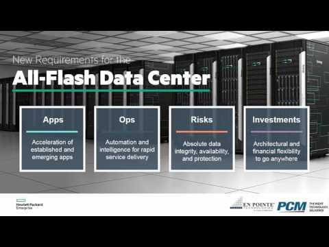 HPE 3PAR Adaptive Data Reduction Technologies