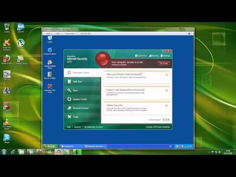 Kaspersky Internet Security 2011 - License:10 Years