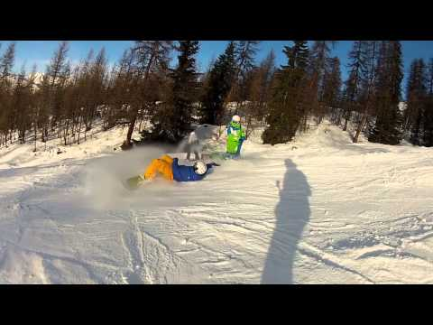 Snowboard Club UK Winter Bash 2015 (SCUK WB15)