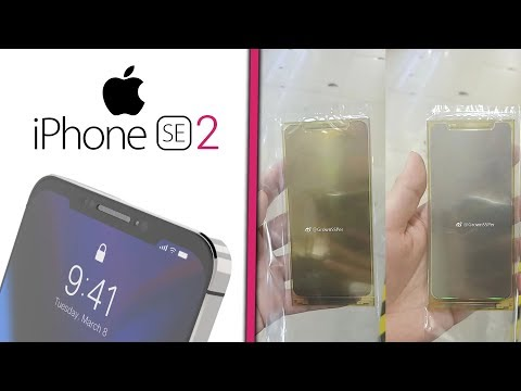 iPhone SE 2 (2018) MAJOR Leak! Edge-to-Edge Display Confirmed?