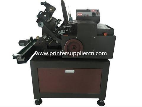 Automatic Card Stamping Machine Business Card Hot Stamping Machine Foil Stamp Cards