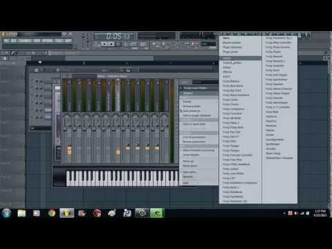 FL Studio Tutorial: Automation Clips