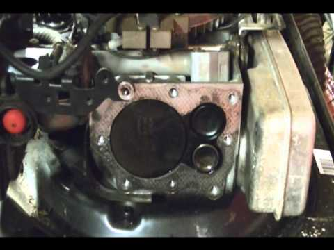 Test Prep (1) The 4 Cycles of a Four Stroke or Four Cycle Engine