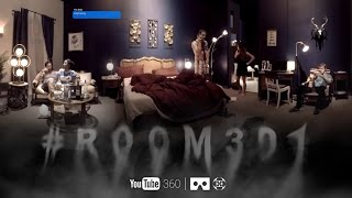 Love is All Around: A 360º Horror Story (#Room301 Series)