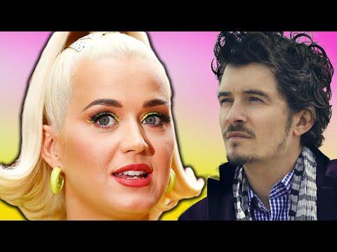 Katy Perry Pensó en Quitarse la Vida tras Ruptura con Orlando Bloom