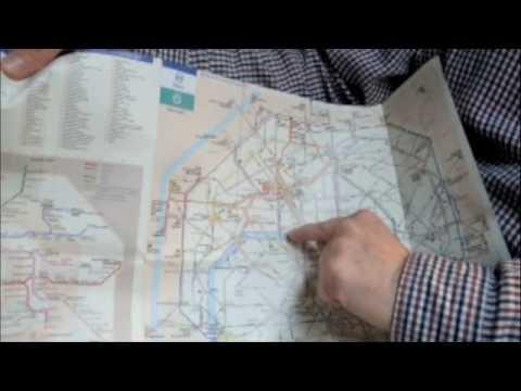 How to Ride Paris Bus System