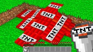 Minecraft But TNT Is LIQUID!
