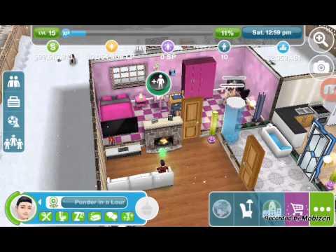 the sims Freeplay WooHoo!