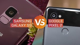 Galaxy S9 vs. Pixel 2: The cameras battle it out