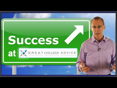 Success at Great College Advice