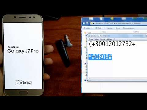 how to remove google account samsung galaxy j7 pro j730f and all samsung that contain Android 7