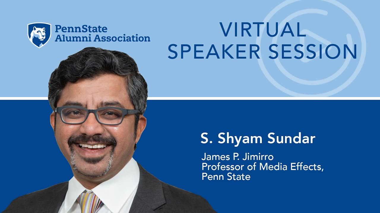 Virtual Speaker Series : Why Do We Fall for Fake News, and What Can Be Done About It?