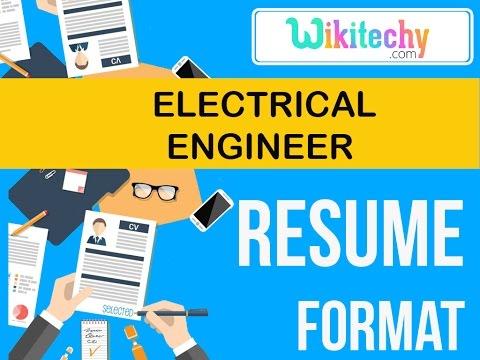 resume | electrical engineer resume | sample resume | resume templates | c v template
