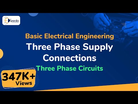 What are 3 Phase Supply Connections