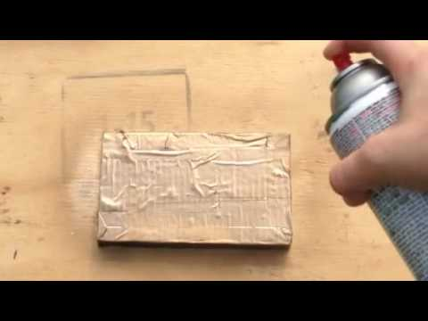 How to make a fake gold block (test)