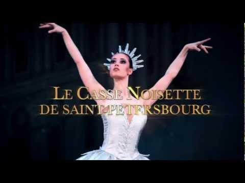LE CASSE NOISETTE DE SAINT-PETERSBOURG