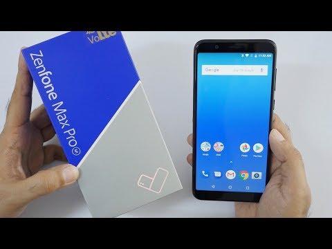 Asus Zenfone Max Pro New Mid-Range Smartphone Champ? Unboxing & Overview
