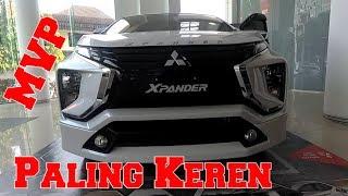 Xpander Paling Keren Tipe Exeed MT Full Aksesoris - LMVP Paling Laris