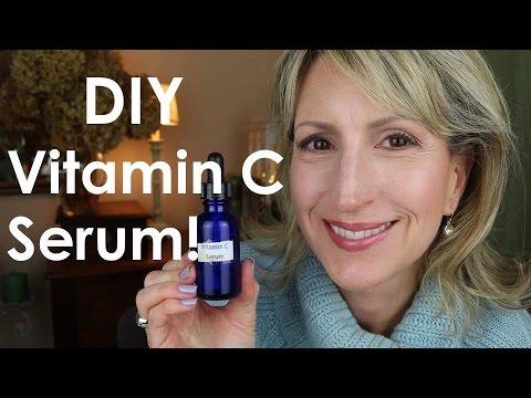 DIY VITAMIN C SERUM - EASY & CHEAP!