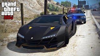 GTA 5 Roleplay - DOJ 247 - Super Car Speeders (Criminal)