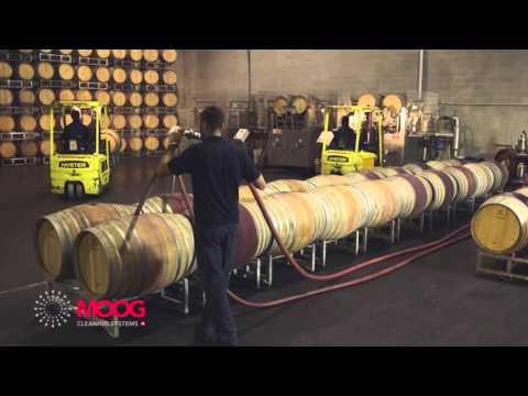 FR2 Automatic MOOG Barrel Cleaning System