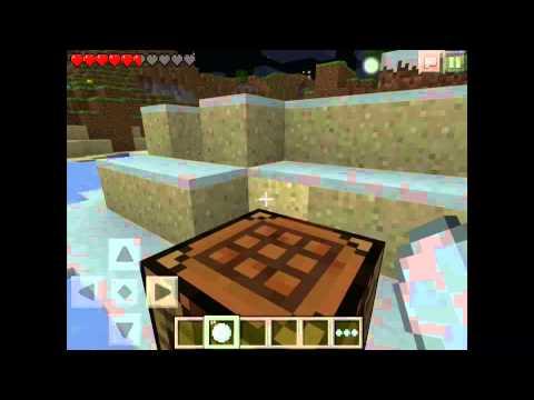 Minecraft PE Snowball Grenades Mod Review
