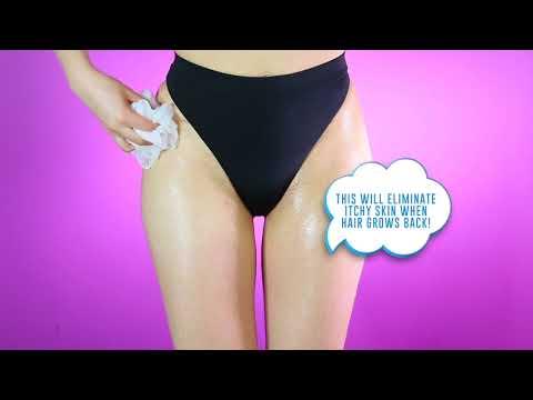 Bikini Line 101 | Get Rid of Dark Spots, Ingrown Hair, and Pimples!!