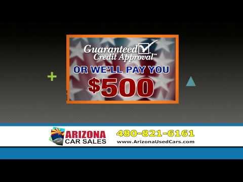 15 Second TV Ad B- Arizona Car Sales in Mesa Arizona!