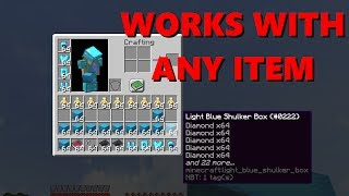 MINECRAFT DUPING [EP4] - NEED STAFF - DUPE GLITCH/METHOD - CUSTOM