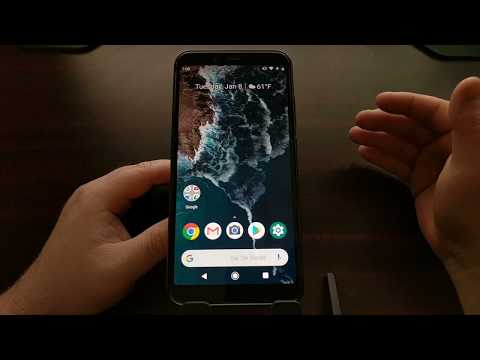How to Boot the Mi A2 into Recovery Mode