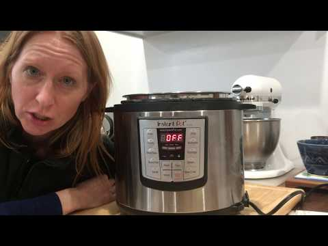 Instant Pot Lesson 2: the Saute Function