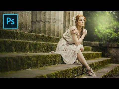 Photoshop Tutorial: Dramatic Soft Tone Vintage Color Effect